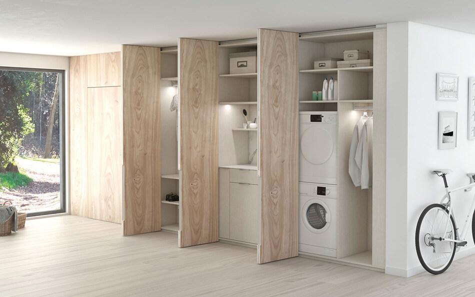 Armarios para lavadero - Armarios de pared para banos ...
