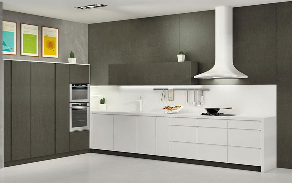 Cocinas delta tirador lineal - Cocinas lineales ...