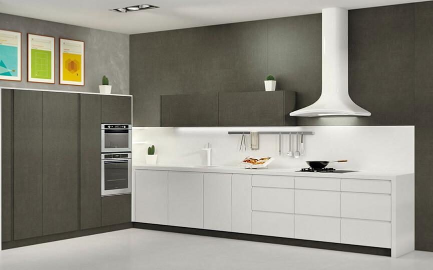 Cocinas delta tirador lineal - Delta cocinas ...